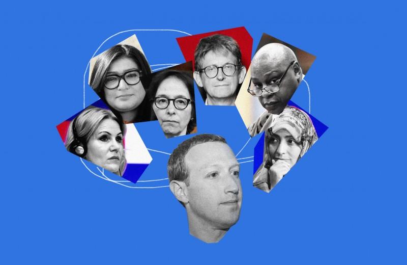 Вот 20 человек, которые могут взять Марка Цукерберга под контроль