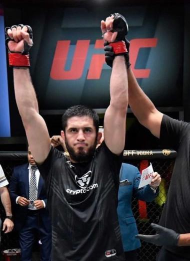 Вот тебе будущий чемпион UFC: кто такой Ислам Махачев, которого называют «преемником Хабиба»