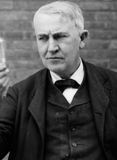 Томас Алва Эдисон: легендарные авторы Popular Mechanics
