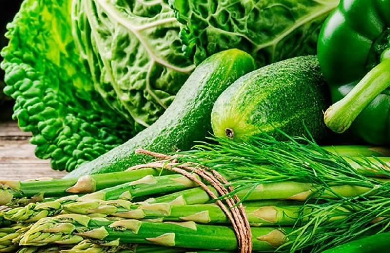 Зеленая диета — как похудеть на овощах и фруктах за неделю?