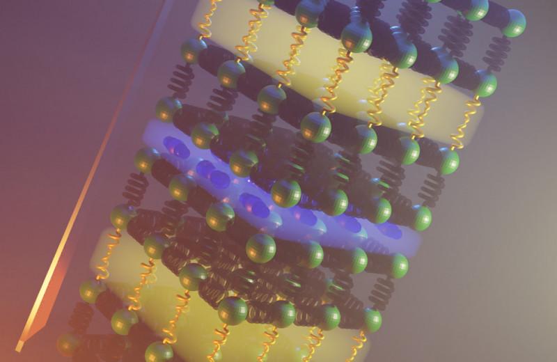 Создан неорганический материал с самой низкой теплопроводностью