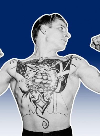 От индейцев до цирков «человеческих диковинок» и хиппи: как развивалась американская тату-культура