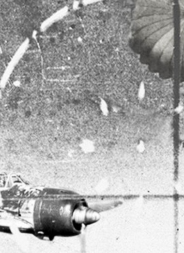 Истребитель сбивает сам себя, и другие странные случаи гибели истребителей