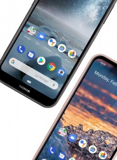 Тест смартфона Nokia 4.2:хорошая выносливость и много стекла