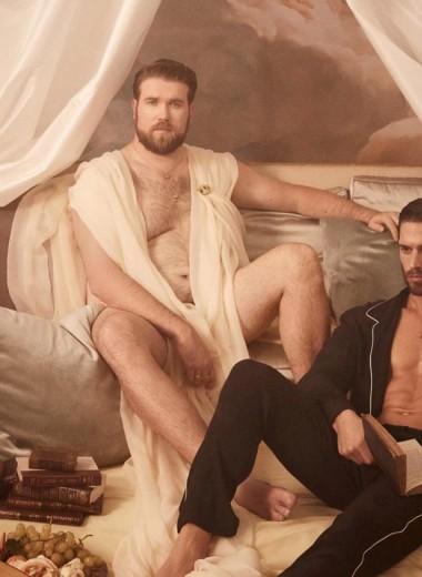 Как плюс-сайз-модели покоряют мужскую моду