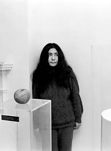 «Она во всём виновата!»: потрясающая история Йоко Оно, вдовы Джона Леннона