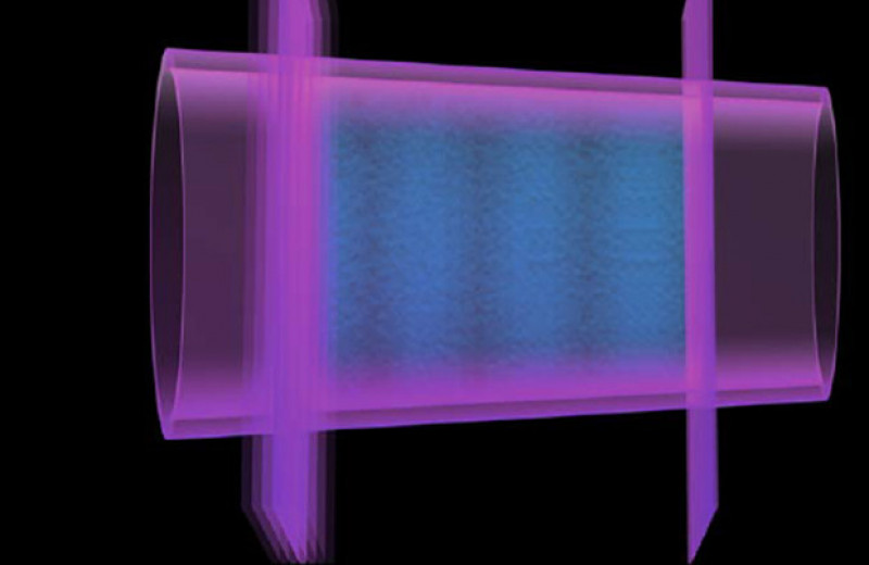 Физики услышали затухание звуковых волн в ферми-газе
