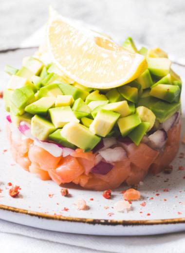 Тартар из лосося: секреты приготовления и рецепт