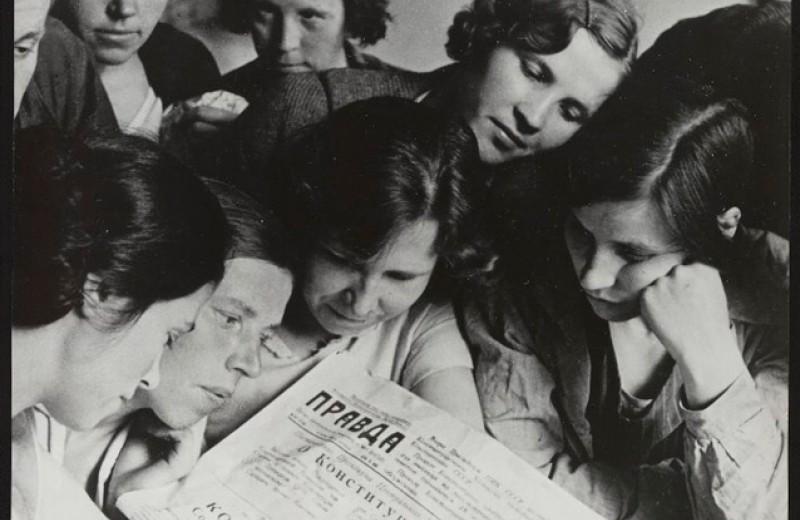 Как рабочие и колхозники обсуждали Конституцию 1936 года