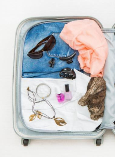 Чек-лист путешественника: что обязательно нужно взять в летнюю поездку