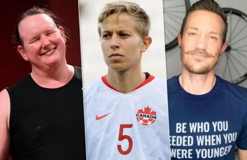Не только Лорел Хаббард: как выглядят первые трансгендеры на Олимпиаде