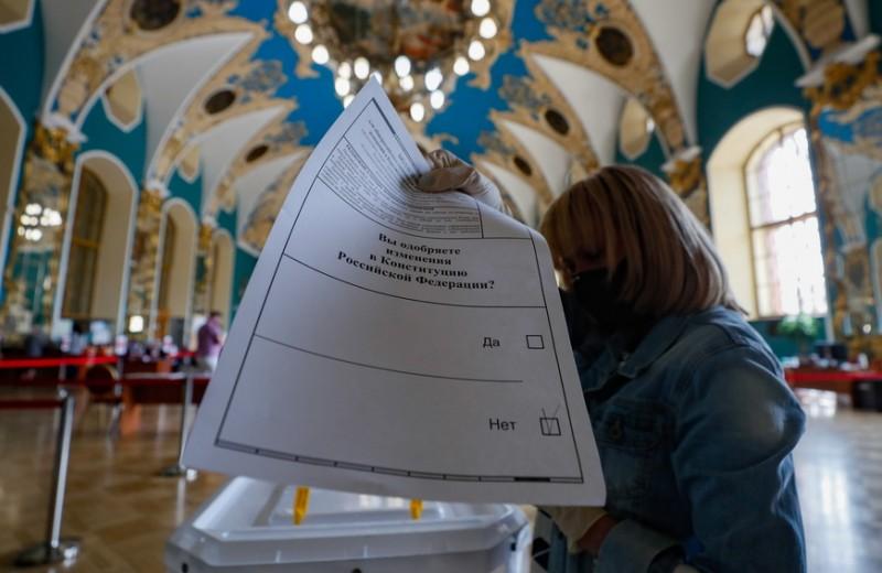 Жители Ненецкого округа добились своего, проголосовав против Конституции