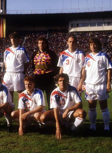 Годовщина «русского бунта» в нашей сборной по футболу