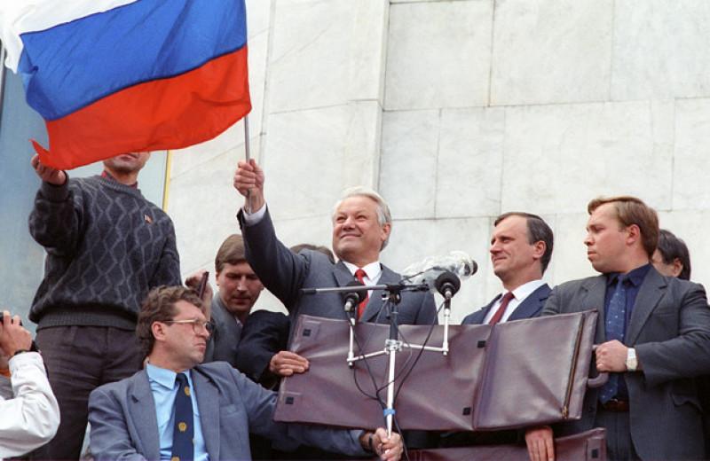 «Ельцин был человеком миссии». Георгий Сатаров о первом президенте России
