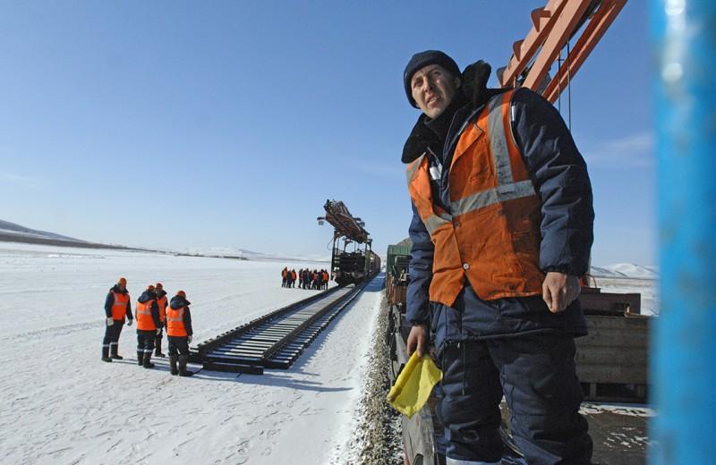 Развитие Арктики ставят на рельсы