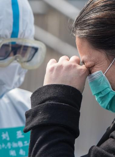 Дожить до июня: срок окончания пандемии коронавируса назвали в Китае