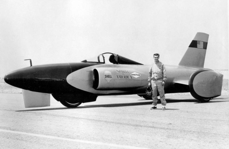 Рекорды скорости на автомобиле: иллюстрированный справочник 1964 - наши дни