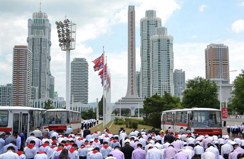 Добро пожаловать в Пхеньян. Как меняется жизнь самой закрытой страны мира