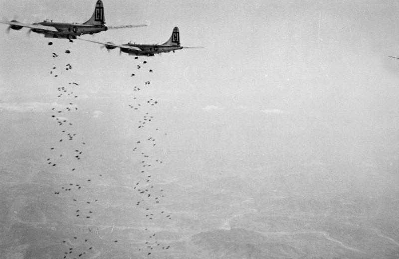 Апокалипсис Дрездена: дуэли «ковровых бомбардировок»