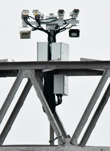 Московских водителей без ОСАГО начали вычислять с помощью камер