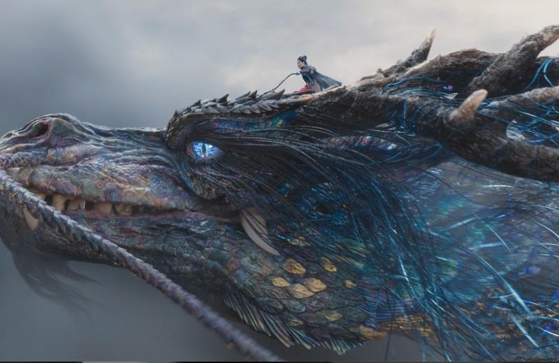 Китайские драконы: история любви