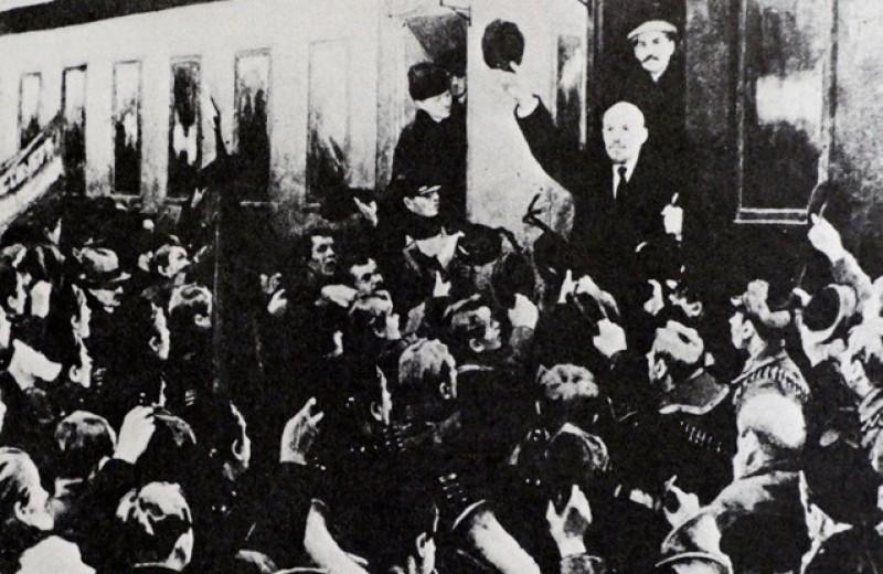 Ленин: история пломбированного вагона