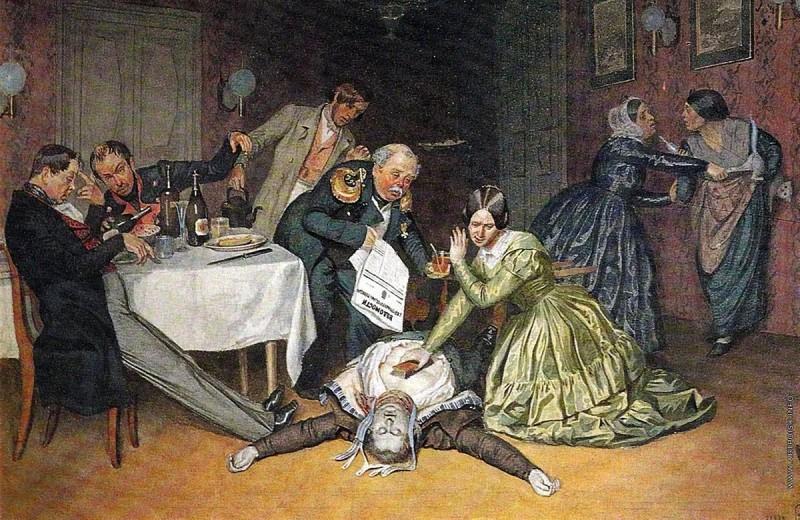 Письма из холлерной Москвы 1830-го: эпидемия глазами очевидца