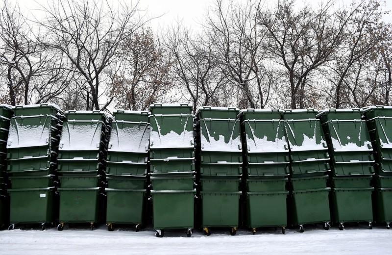 Туву завалило мусорной реформой