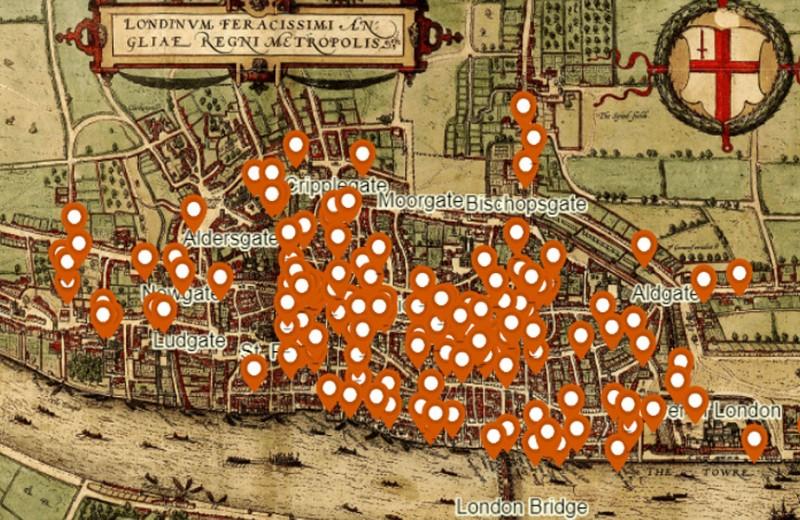 Как убивали людей в средневековом Лондоне