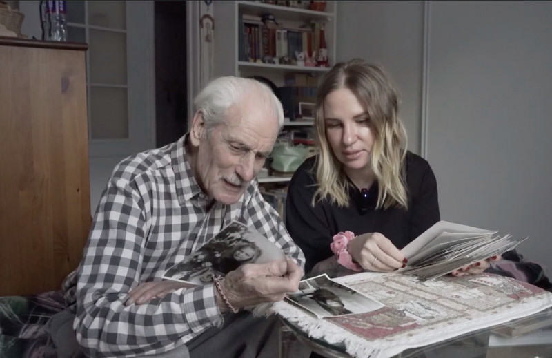 Валерия Гай Германика: о семье, возвращении в документальное кино и новом фильме «Папа»