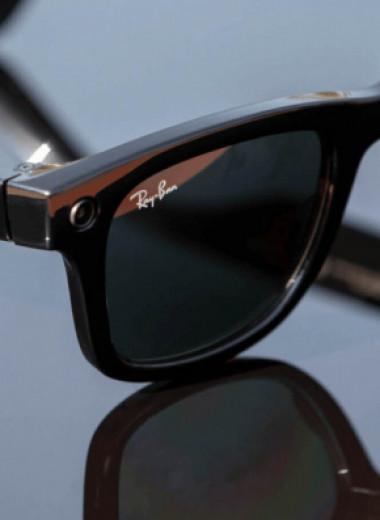 Неожиданно не за что ругать, но шпионить с ними слишком легко: мнения о первых очках с камерами от Facebook и Ray-Ban