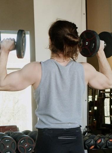 Почему силовые тренировки — лучшее, что вы можете сделать для своего здоровья