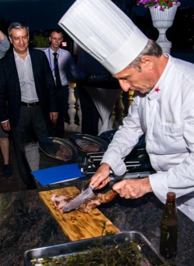 Гастрономия объединяет: первое собрание Московского Дипломатического гастрономического клуба