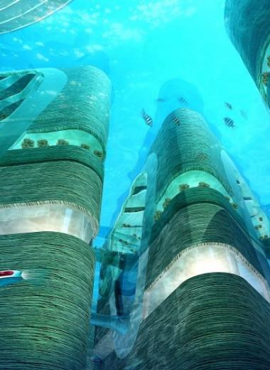Смогут ли люди жить под водой