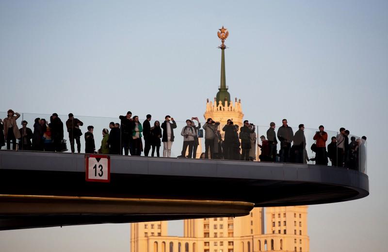 Для Москвы разработали план попадания в десятку самых посещаемых городов Европы