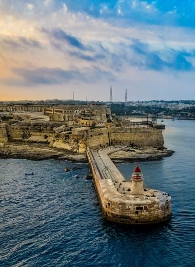 Камни преткновения: неприступные крепости войн за Средиземноморье
