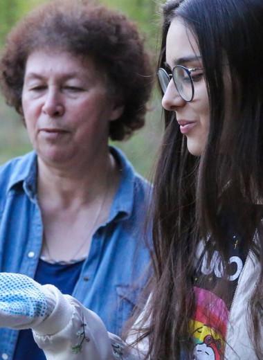 Московский зоопарк выпустил в природу спасенных летучих мышей
