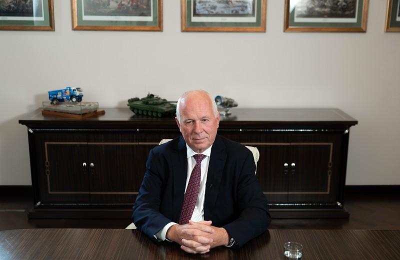 Сергей Чемезов— РБК