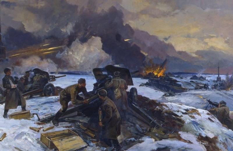 Танковое Бородино, октябрь 1941 года