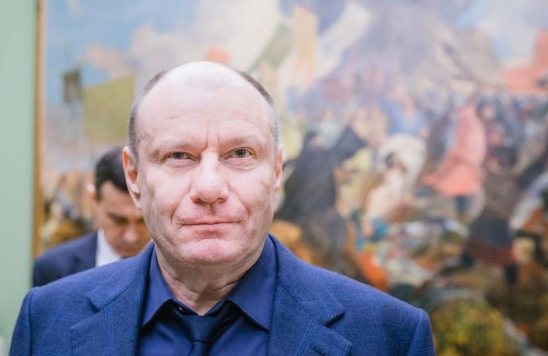 Миллиардер Владимир Потанин пожертвовал 100 млн рублей Третьяковской галерее