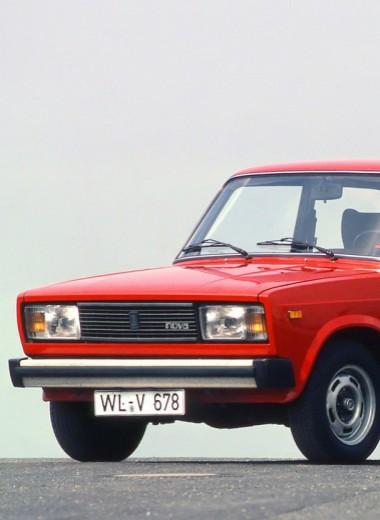 Как назывались экспортные версии советских автомобилей