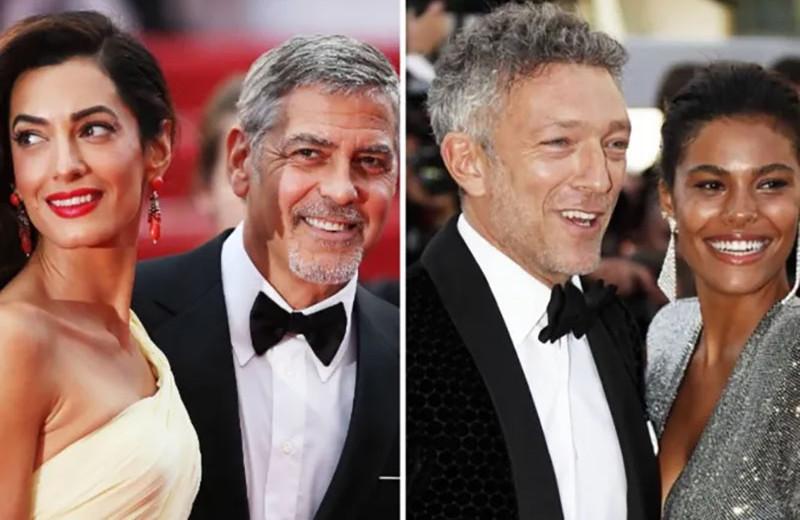 Как выглядят мужья и жены звезд фильмов о «друзьях Оушена»: Робертс и других