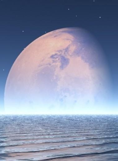Океанические миры: их маленькое, но важное отличие от Земли
