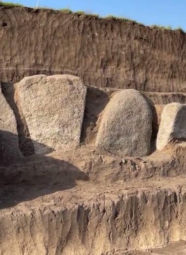 В Днепропетровской области нашли кромлех времен неолита