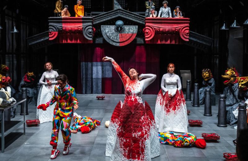 Как завещала Сонька Золотая Ручка: почему театр в 2020 году превратился в медиа