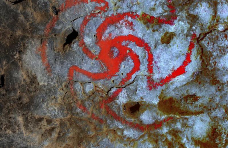 В калифорнийской пещере нашли доказательства приема индейцами галлюциногенов