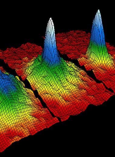 Квантовое «пятое состояние материи» впервые было достигнуто в космосе