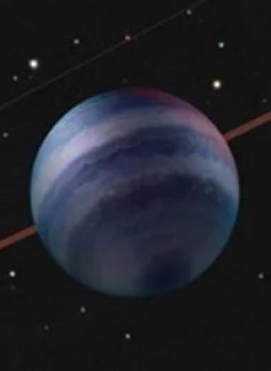 Открыта экзопланета, делающая полный оборот вокруг своей звезды за 1,1 млн лет
