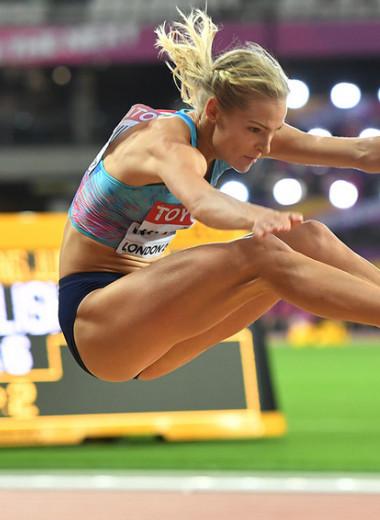 Спортивная конечная: как легкоатлетка Дарья Клишина преодолела болезнь и завоевала серебро чемпионата мира