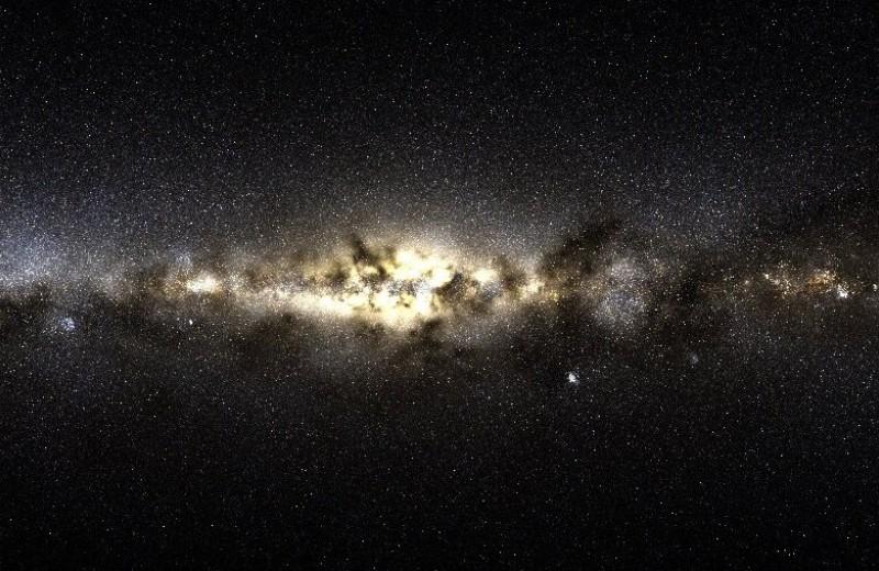 В окрестности Солнца обнаружен массив звезд родом из другой галактики